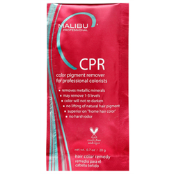 MALIBU/CPR Color Remover Hair Color Remedy 0.7oz