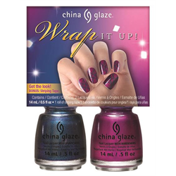 China Glaze*Holiday 'Wrap It Up'