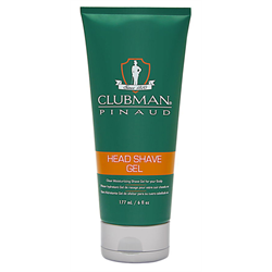 Clubman/Head Shave Gel 177ml
