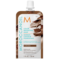 MOROCCANOIL Color Depositing Mask - Cocoa 30ml Packette