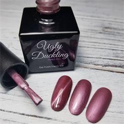 Ugly Duckling Gel Polish 0.5oz - #81 Cats Eye Collection Pink