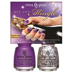 China Glaze*Holiday 'Mix And Mingle'