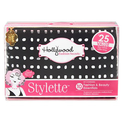 Hollywood Fashion Secrets/Stylette 10pc Kit (BLACK)