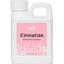 Spa/Cinnatize Nail Surface Sanitizer 8oz