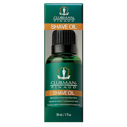 Clubman/Shave Oil 30ml  #28004