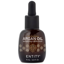 Entity/Argan Oil Revitalizing Cuticle Drops 0.5oz