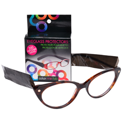 Eyeglass Protector Sleeves / Color Me Fab 200/pk (EGPR-BLK)
