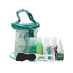 Gena Pedi 'Feet-To-Go' Kit