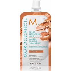 MOROCCANOIL Color Depositing Mask - Copper 30ml Packette