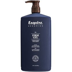 Esquire Grooming / The Firm Gel - Strong Hold 25oz