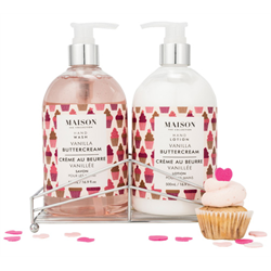 Upper Canada/ Kitchen Wash & Lotion Duo (Cupcake Buttercream)