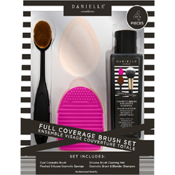 Upper Canada/ Full Coverage Brush Set
