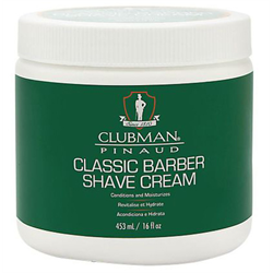 Clubman/Classic Barber Shave Cream 453ml