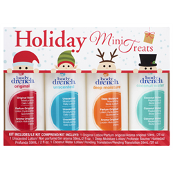 BD/Holiday Mini Treats (4-2oz Lotions) 30603