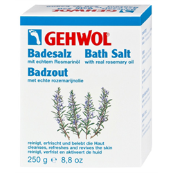 Gehwol Bath Salt w/Real Rosemary Oil 250g (#112522200)