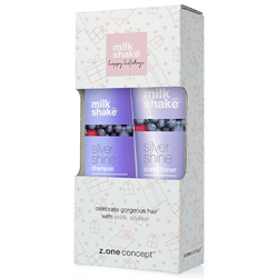 Milk_Shake Deal* Silver Shine Light Shampoo & Conditioner Duo Box