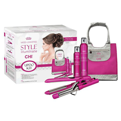 CHI * Deal 'Miss Universe'  Updo Kit(Str8 Iron, Curling Iron, plus product)