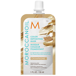 MOROCCANOIL Color Depositing Mask - Champagne 30ml Packette