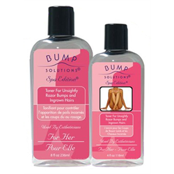 Spa/Bump Solutions for Her 8oz w/FREE 4oz (8FE-BUMP COMBO)