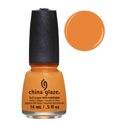 China Glaze Nail Lacquer #1303 Stoked To Be Soaked