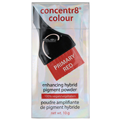 MALIBU/Concentr8 Colour Enhancing Hybrid Pigment Powder - Primary Red