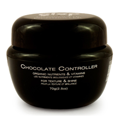 Glop & Glam / Chocolate Controller For Texture & Shine 2.5oz