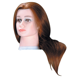 Mannequin Female #24-DTC (Deluxe with Extra Long Hair) 24""