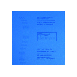 STR/Iron Heat Shield Blue (1-MINIMAT)