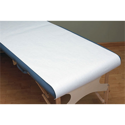"""Spa/Waxing Table Paper (Crepe Texture) 21""""x 125' Roll (43659C)"""