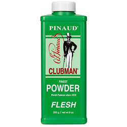 Clubman/Pinaud Finest Powder - Flesh 255g (276500)
