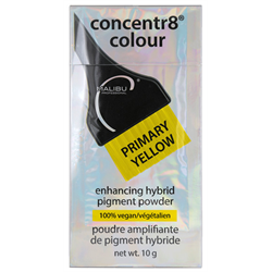 MALIBU/Concentr8 Colour Enhancing Hybrid Pigment Powder - Primary Yellow