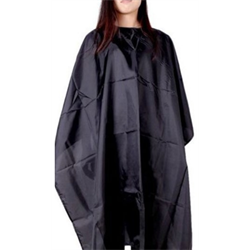 Cape / FL Waterproof Nylon w/Snap Neck (CP189BLACK)