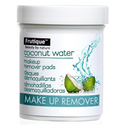 FRUTIQUE/Coconut Water Make Up Remover Pads (65 pads)