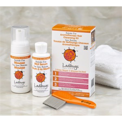 Ladibugs / Elimination (Hair Cleansing) Kit