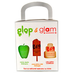 Glop & Glam / Sampler Trio(Candy Apple/Creamsicle/Cake Batter)