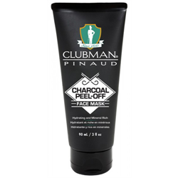 Clubman/Charcoal Peel-Off Face Mask 90ml