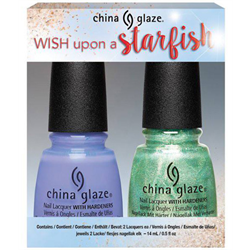 China Glaze Holiday 'Wish upon a Starfish'