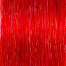 "Hair Streakers HH - Mini 2pc(1.25"" x 12"") Funky Red **Final Sale"